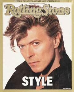 Bowie has captured the attention of journalists and the press throughout his entire career