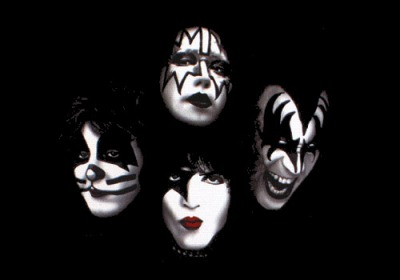Kiss were one of the first bands to truly deck themselves out in full costume at EVERY live show.